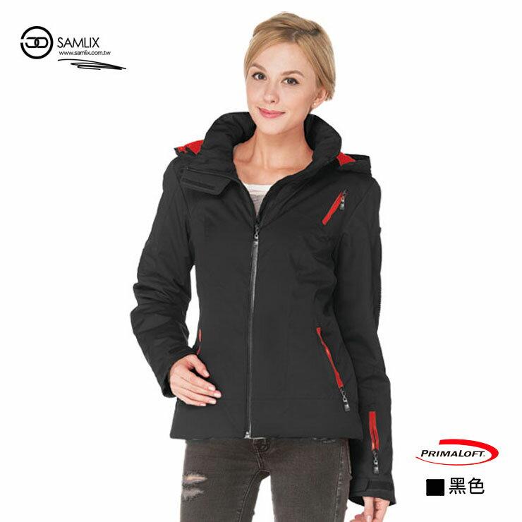 PRIMALOFT 輕量化防潑水保暖外套