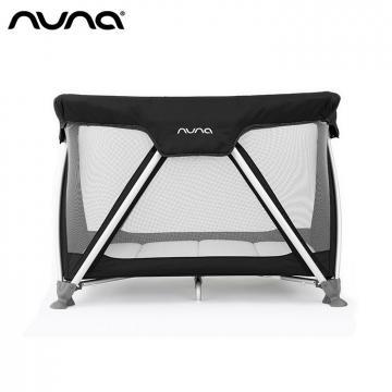荷蘭【Nuna】Sena 遊戲床(黑)【贈好夢熊乳膠床墊(3色)】 1