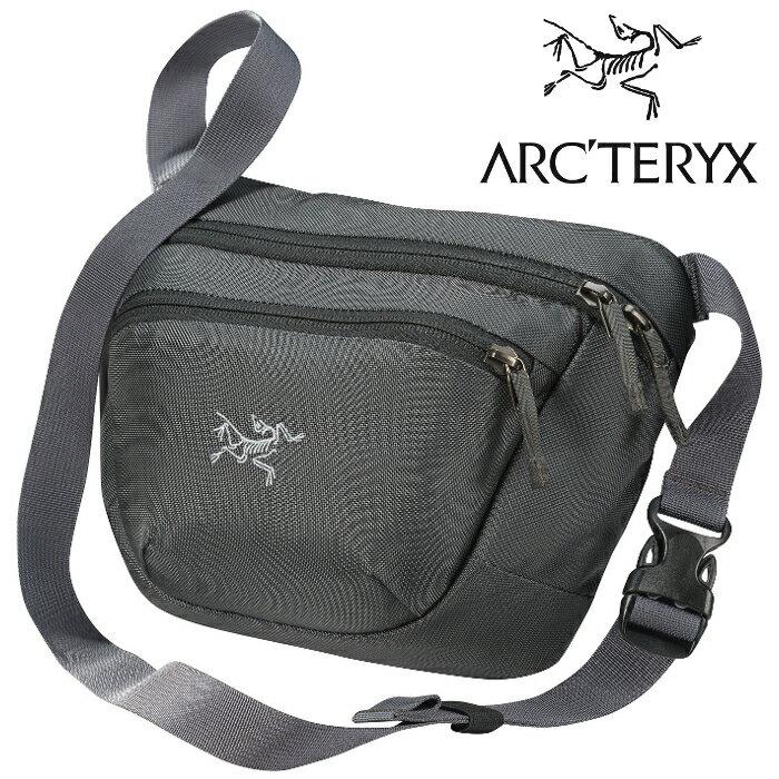 Arcteryx 始祖鳥 Maka 2 側背包 肩包 腰包 17172 Janus 傑納斯灰 Arc\