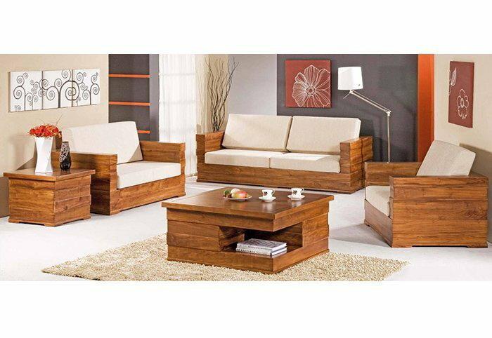【尚品傢俱】275-01 經典柚木全實木組椅(含坐墊. 8mm玻璃)/木製沙發組/客廳木造桌椅組/辦公室會客桌椅