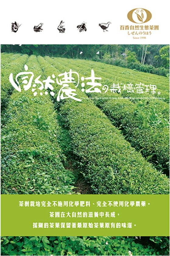 【百香】珍藏綠茶100g 2鐵罐組 百香茶葉 2