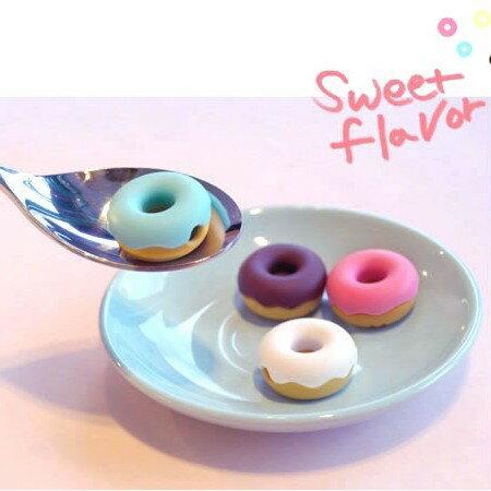 =優生活=創意馬卡龍甜甜圈繞線器 耳機繞線器 理線器