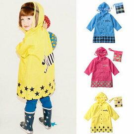 =優生活=韓國正品smally兒童雨衣 男女防雨衣 幼兒園寶寶可愛時尚雨披