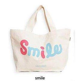 =優 = smile帆布單肩包 手提袋 帆布包包 袋 補習袋 ~  好康折扣