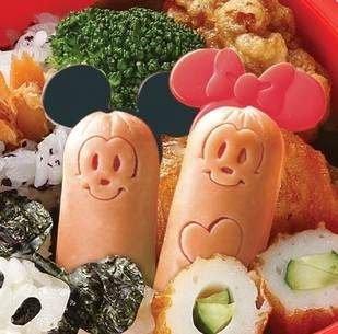 =優生活=日本進口 迪士尼 Mickey 米奇米妮 可愛小香腸壓模