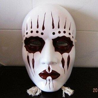 =優生活=超值珍藏版 SLIPKNOT 活結樹酯手工製作面具 鼓手Joey Mask 萬聖節 尾牙