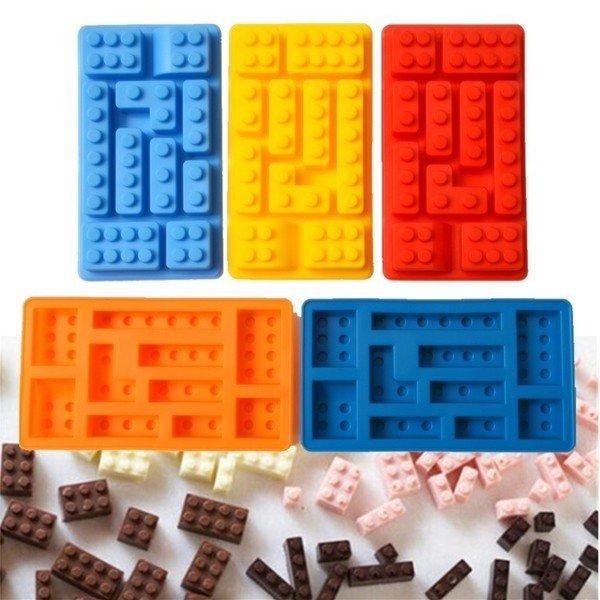 =優 =食用級矽膠多款式樂高積木型冰格 製冰盒 冰格模具 冰格 甜點飲料 冰塊 LEGO模