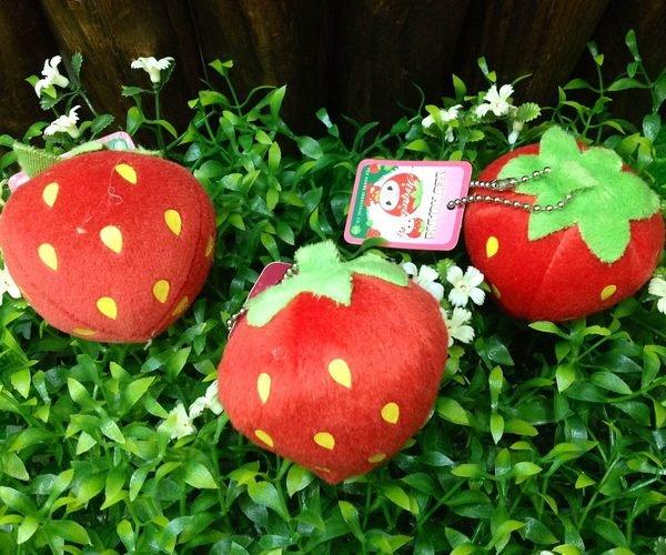=優生活=可愛草莓娃娃 吊飾 如要大量另有優惠