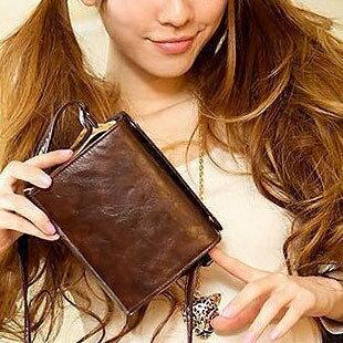 =優生活=韓國熱賣mini7s|25s|50s拍立得相機包大皮革地圖包女士單肩包側背包新款