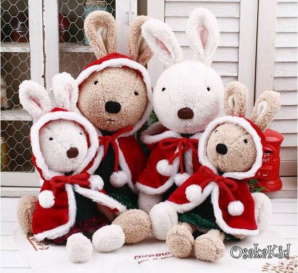送朋友聖誕交換禮物到聖誕娃娃