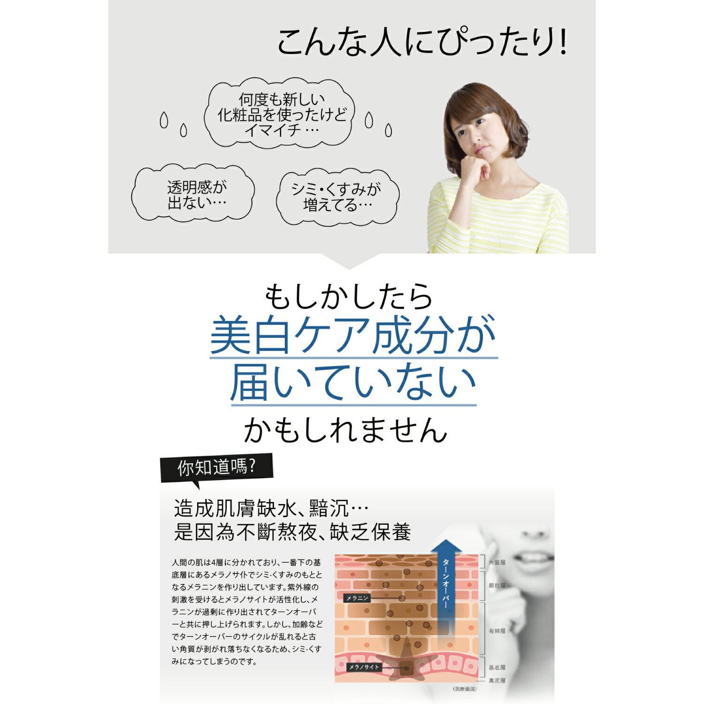 【路薇兒】七彩煥膚奇肌柔焦幻白霜3入組★日本原裝LUVIEW 專櫃(50g*3) 2
