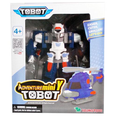★衛立兒生活館★TOBOT 機器戰士迷你冒險-Y