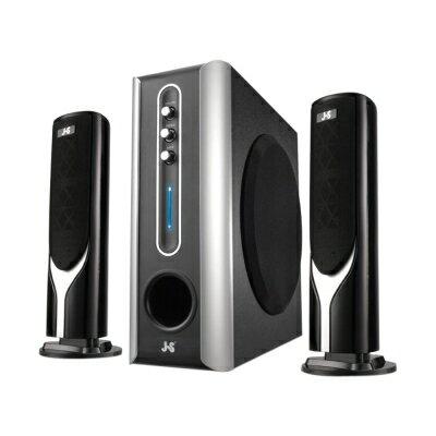 JS 超重低音三件式多媒體喇叭3800W (JY3017)
