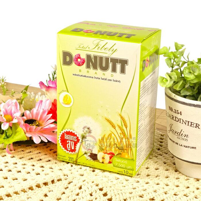Donutt 高膳食纖維酵素飲 10入1盒[TH8858934]千御國際╭宅配499免運╮ 2