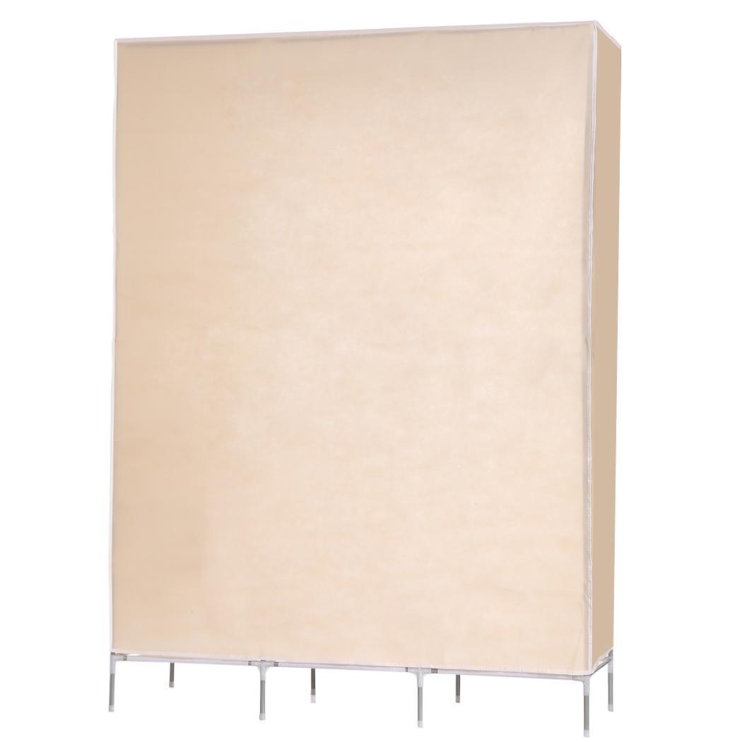 Non-Woven Folding Practical Closet Wardrobe 2
