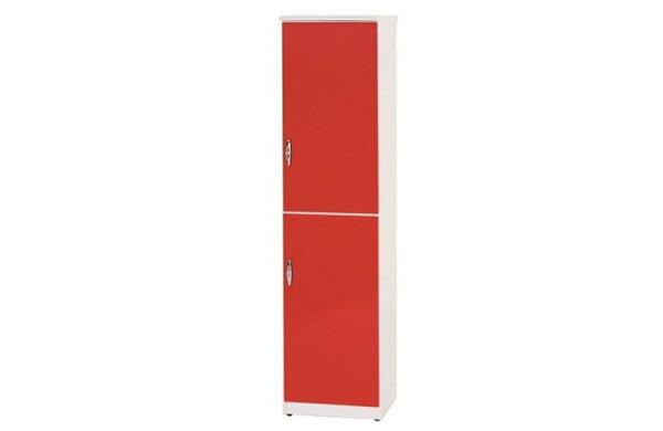 【石川家居】875-10(紅白色)鞋櫃(CT-325)#訂製預購款式#環保塑鋼P無毒防霉易清潔