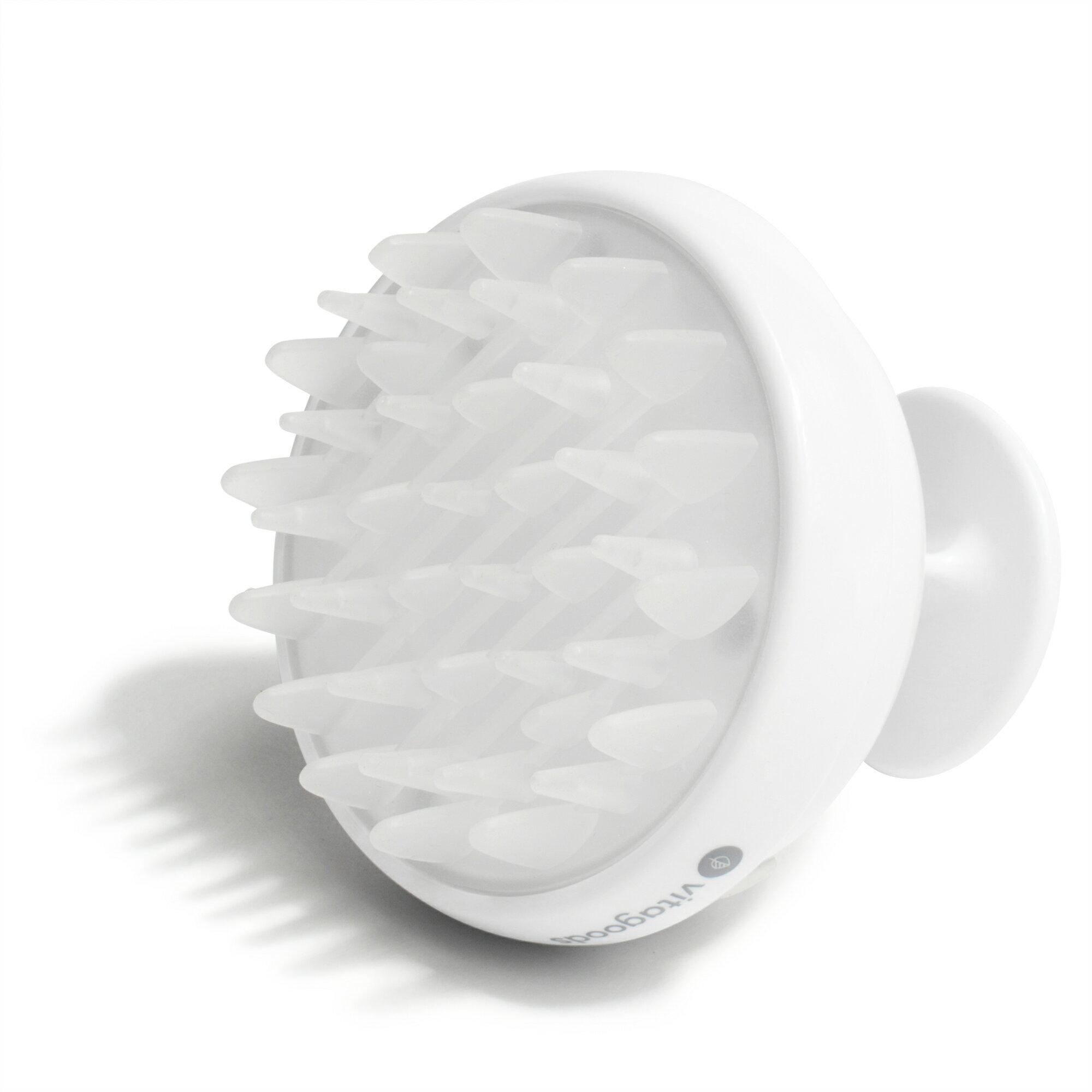 Vibrating Scalp Massaging Shampoo Brush 0