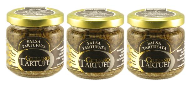 綠橄欖生活館:奇里安諾黑松露醬80gX3罐組免運費-綠橄欖生活館