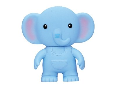 Toyroyal樂雅 - 軟膠大象 1