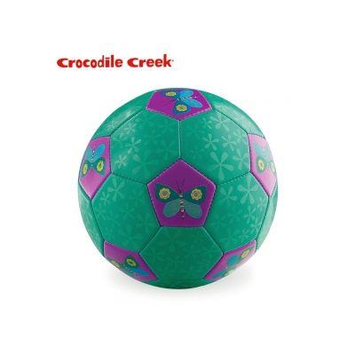 美國Crocodile Creek 3號兒童運動遊戲足球-蝴蝶★衛立兒生活館★
