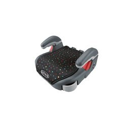 Graco COMPACT JUNIOR 幼兒成長型輔助汽車安全座椅(點點風) 1680元+貝恩濕紙巾80抽X2包【來電另有優惠】