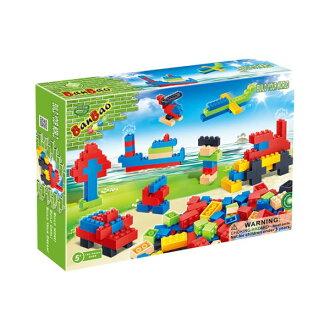 【BanBao 積木】基礎教育積木系列-盒裝小積木DIY創意組 8489 (樂高通用) (滿2000元再送積木回力車一盒)