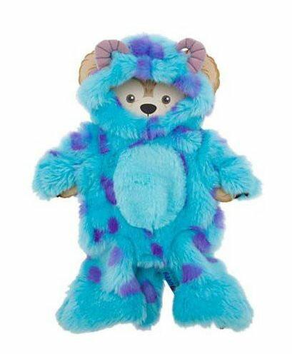 X射線【C080001】日本迪士尼樂園代購- Duffy達菲造型服飾組(S),絨毛/填充玩偶/玩具/公仔/達菲/雪莉玫/迪士尼/寵物衣