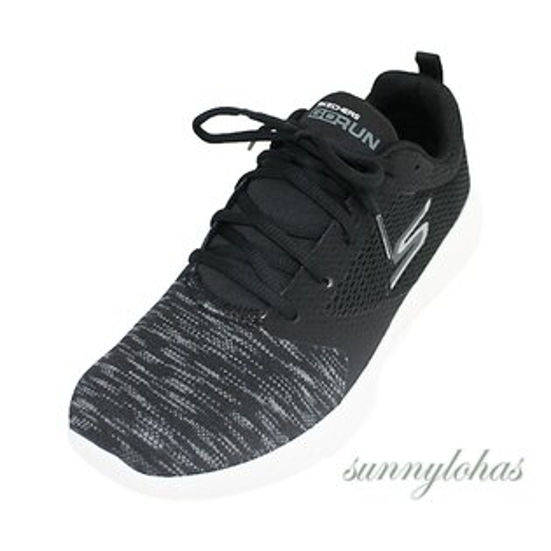 SKECHERS(男)運動系列GORUN600運動鞋慢跑鞋-55081BKGY黑灰[陽光樂活]