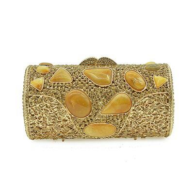 晚宴包鑲鑽手拿包-歐美時尚閃耀高貴女包包73su48【獨家進口】【米蘭精品】