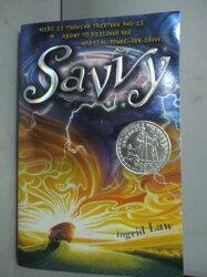 【書寶二手書T9/原文小說_HMC】Savvy_Law, Ingrid