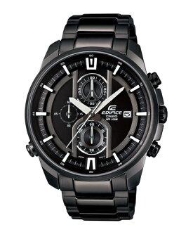 CASIO EDIFICE EFR-533BK-1A頂尖科技IP黑時尚腕錶/黑面44.6mm