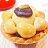夏威夷鳳梨山4顆 / 盒 | 2種口味【草莓 / 南瓜子】★蘋果日報特別報導創意精緻點心!外型像一座一座的小山丘☛可愛美味創意新茶點。인기 대만 스낵 비스킷 캔디 台灣人氣餅乾零食。〈丞馥。sunnysasa〉 9