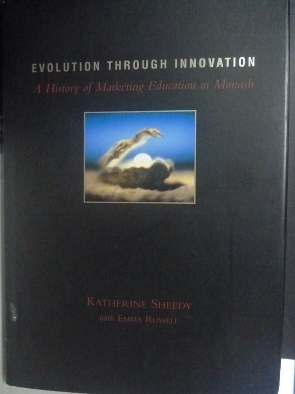 【書寶二手書T7/財經企管_WGU】Evolution Through Innovation