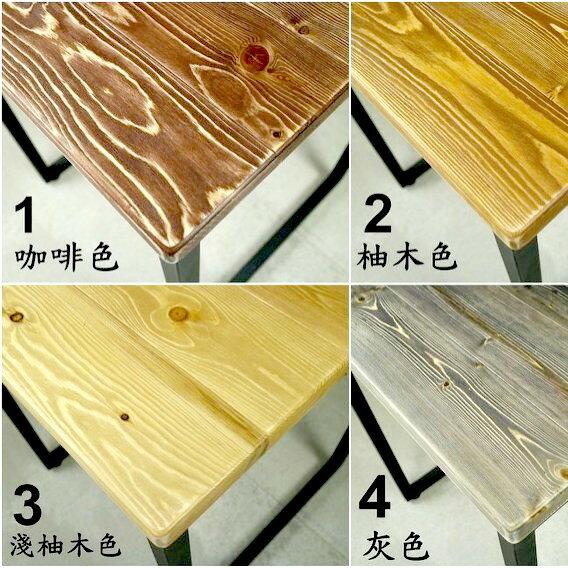 [氣質木手感家具] 開店餐桌/原木餐桌/工業風餐桌/鐵件/復古仿舊風/歡迎訂購/ ABA3