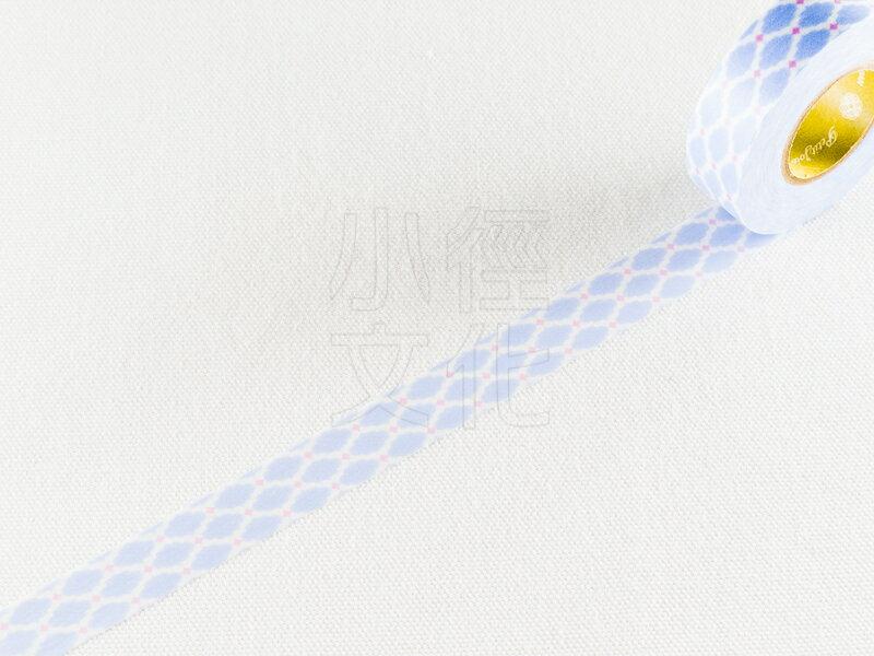 *小徑文化*日本進口 nichiban 和紙膠帶 Petite Joie 系列 - 幾何學 ( PJMT-15S012 )