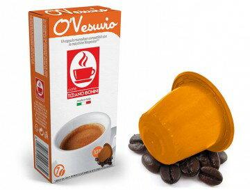 與Nespresso膠囊咖啡機相容- O\'\'\'\'VESUVIO BONINI膠囊咖啡