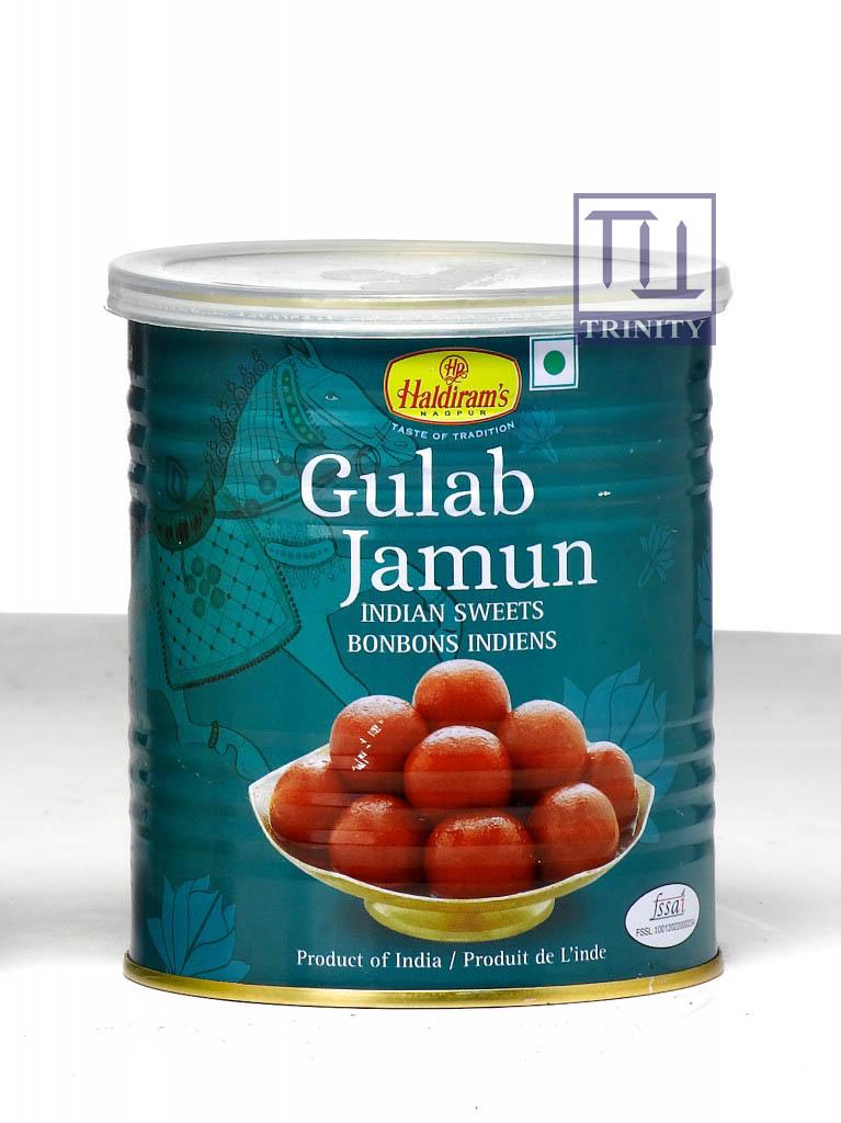 Gulab Jamun 印度古拉加姆奶球糖果