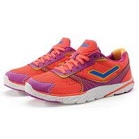 女性慢跑鞋到《限時特價799元》Shoestw【61W1ST67PM】PONY 慢跑鞋 網布 透氣 桃橘藍 女生就在鞋殿推薦女性慢跑鞋