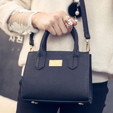 手提包 經典凱莉質感金牌側背包【O3053】☆雙兒網☆ 6