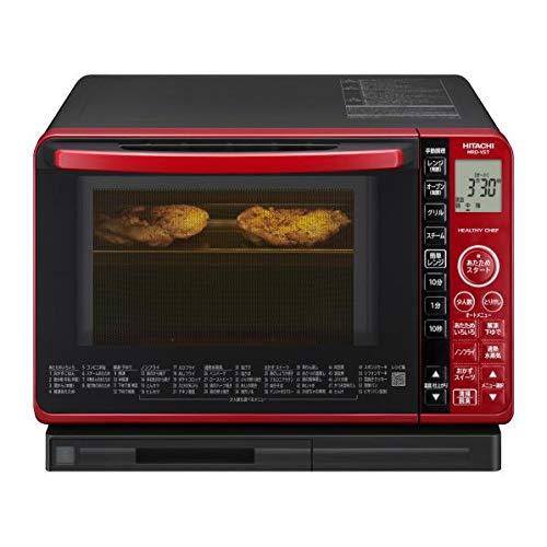 全新日本公司貨 新款 HITACHI MRO-VS7  22L 日立 過熱水蒸氣微波爐烤箱 水波爐  125種食譜  日本必買代購