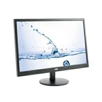 AOCM2470SWH廣視角螢幕顯示器(M2470SWH96)VGA和HMDI接口內置的揚聲器和耳機插孔