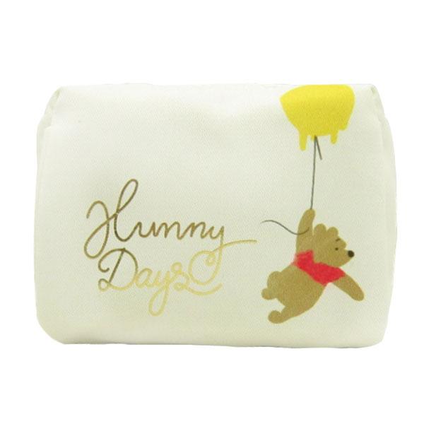 X射線【C825175】小熊維尼甜蜜生活迷你化妝包,美妝小物包/筆袋/面紙包/化妝包/零錢包/收納包/皮夾/手機袋/鑰匙包