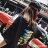 F-DNA★前英字後割破卡通圓領五分袖上衣T恤(3色-M-2XL)【ET12696】 8