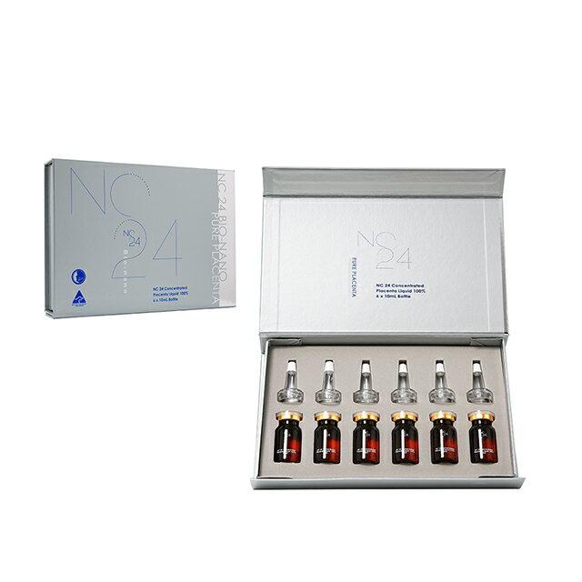【澳洲Natures Care】NC24抗皺胎盤素安瓶 1入組 6pcs/盒