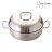 Fissler Origianl Pro 不鏽鋼雙耳炒鍋 烘烤鍋 28公分(鍋+蓋) 德國製 - 限時優惠好康折扣