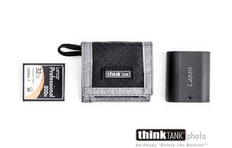 Think Tank ThinkTank 創意坦克 彩宣公司貨 CB971記憶卡.電池收納包(CB971)