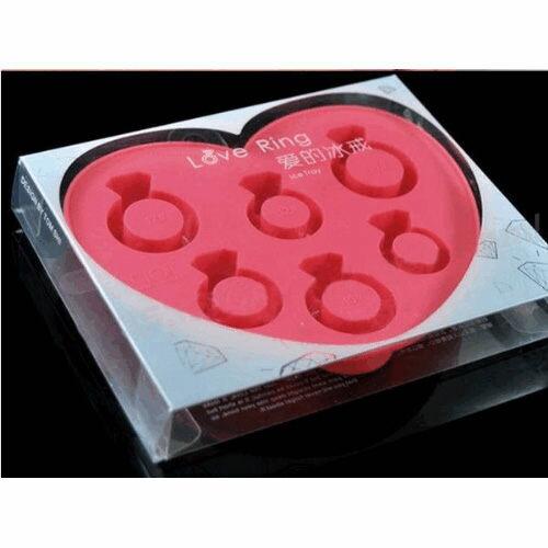 【C13060303】愛的冰戒Love Ring 冰格 冰盒 製冰盒 立體戒指造型 模型