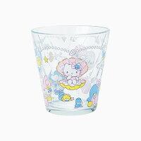 美樂蒂My Melody周邊商品推薦到【真愛日本】4901610348680 日本製玻璃杯-MX海底AAU 三麗鷗kitty山姆企鵝美樂蒂 水杯 杯子