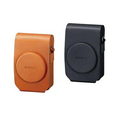 SONY LCS-RXG/B 高質感真皮材質相機包 /適用於 DSC-RX100 全系列 / DSC-HX90V