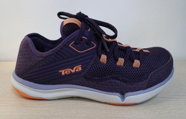(陽光樂活)-TEVA REFUGIO 女款水陸運動鞋 TV1003983PUR 紫色